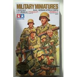 DAK German Africa Corps x 8 LTD