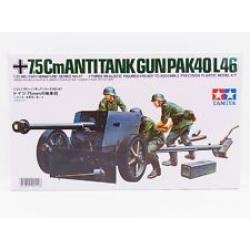 German 7,5cm Anti Tank Gun (Pak 40/L46)