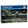 Elco 80 PT Boat Crew