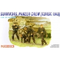 Survivors Panzer Crew Kursk 1943