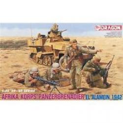 Afrika Korps Panzergrenadier El Alamein 1942