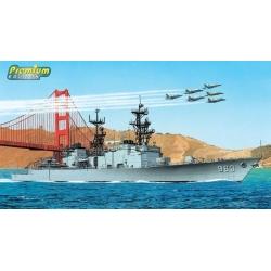 U.S.S. Spruance DD-963