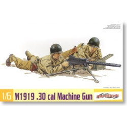 WW.II M1919 .30 cal Machine Gun (2 In 1)