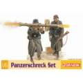 German RPzB 54 Antitank Rocket Launcher