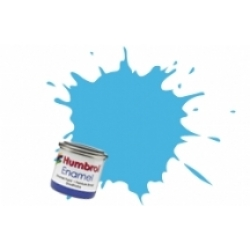 Sea Blue 14 ml Gloss Enamel