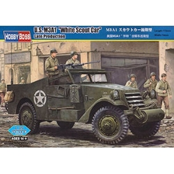 "U.S. M3A1 ""White Scout Car"" Late Production"