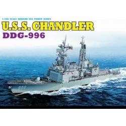 U.S.S. Chandler DDG-996